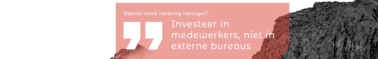 Wouwouw online marketing trainingen