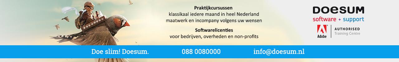 DOESUM software + support