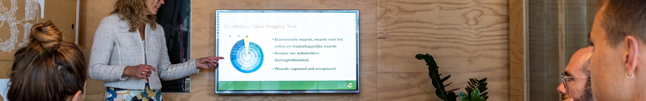 SUSC, Leiderschap in Sustainability