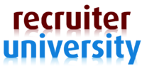 Logo van Recruiter University