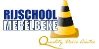 Logo van Rijschool Merelbeke