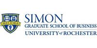 Logo Simon Graduate School of Business
