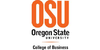 Logo Oregon State University College of Business