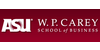 Logo W. P. Carey School