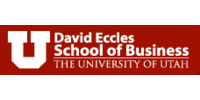 Logo David Eccles School of Business