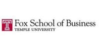Logo Fox School of Business