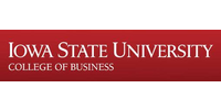 Logo Iowa State College of Business