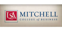 Logo Mitchell College of Business