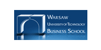Logo Warsaw University of Technology Business School