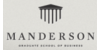 Logo Manderson Graduate School of Business