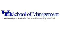 Logo University at Buffalo, The State University of New York School of Management