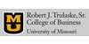 Logo Trulaske College of Business University of Missouri