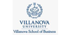 Logo Villanova School of Business Villanova University