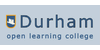 Logo Durham Open Learning College.