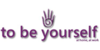 Logo van to be yourself