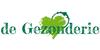 Logo van de Gezonderie