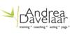 Logo van Andrea Davelaar Training-Coaching-Acting