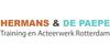Logo van Hermans & De Paepe Training en Acteerwerk Rotterdam