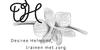 Logo van Desiree Helmond, trainen met zorg