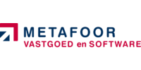 Logo van Metafoor Vastgoed en Software
