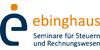Logo von Ebinghaus Seminare für Steuern und Rechnungswesen