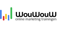 Logo van Wouwouw online marketing trainingen