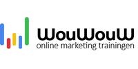 Logo van Wouwouw online marketing trainingen
