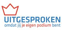 Logo van UITGESPROKEN