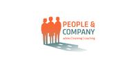 Logo van People&Company