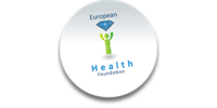 Logo van European Health Foundation