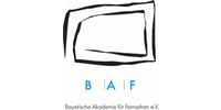 Logo von Bayerische Akademie für Fernsehen e.V.