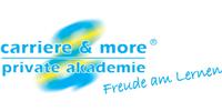 Logo von carriere & more, private Akademie, Region Franken GmbH