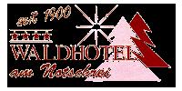 Logo von Gastro-Team Albiez - Waldhotel am Notschrei