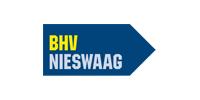 Logo van BHV Nieswaag