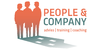 Logo van People & Company