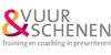 Logo van Vuur en Schenen
