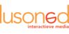 Logo van Lusoned Interactieve Media