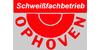 Logo von Schweissfachbetrieb Ophoven