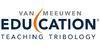 Logo van Van Meeuwen Education