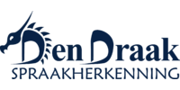 Logo van Den Draak Spraakherkenning