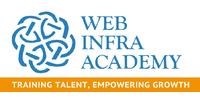 Logo Web Infra Academy (EN)