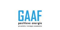 Logo van GAAF | positieve energie