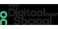 Logo van Van Digitaal naar Sociaal