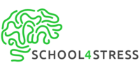 Logo van School4stress