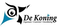 Logo van De Koning Organisatie Creativiteit & Ontwikkeling