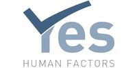 Logo van YES Human Factors BV