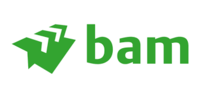 Logo van Bam Energie & Water BV