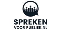 Logo van Spreken voor publiek