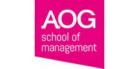 Logo van AOG School of Management