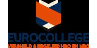 Logo van EuroCollege Hbo & Mbo (Event Management / Hotelschool / Business School/Tourism en Finance)